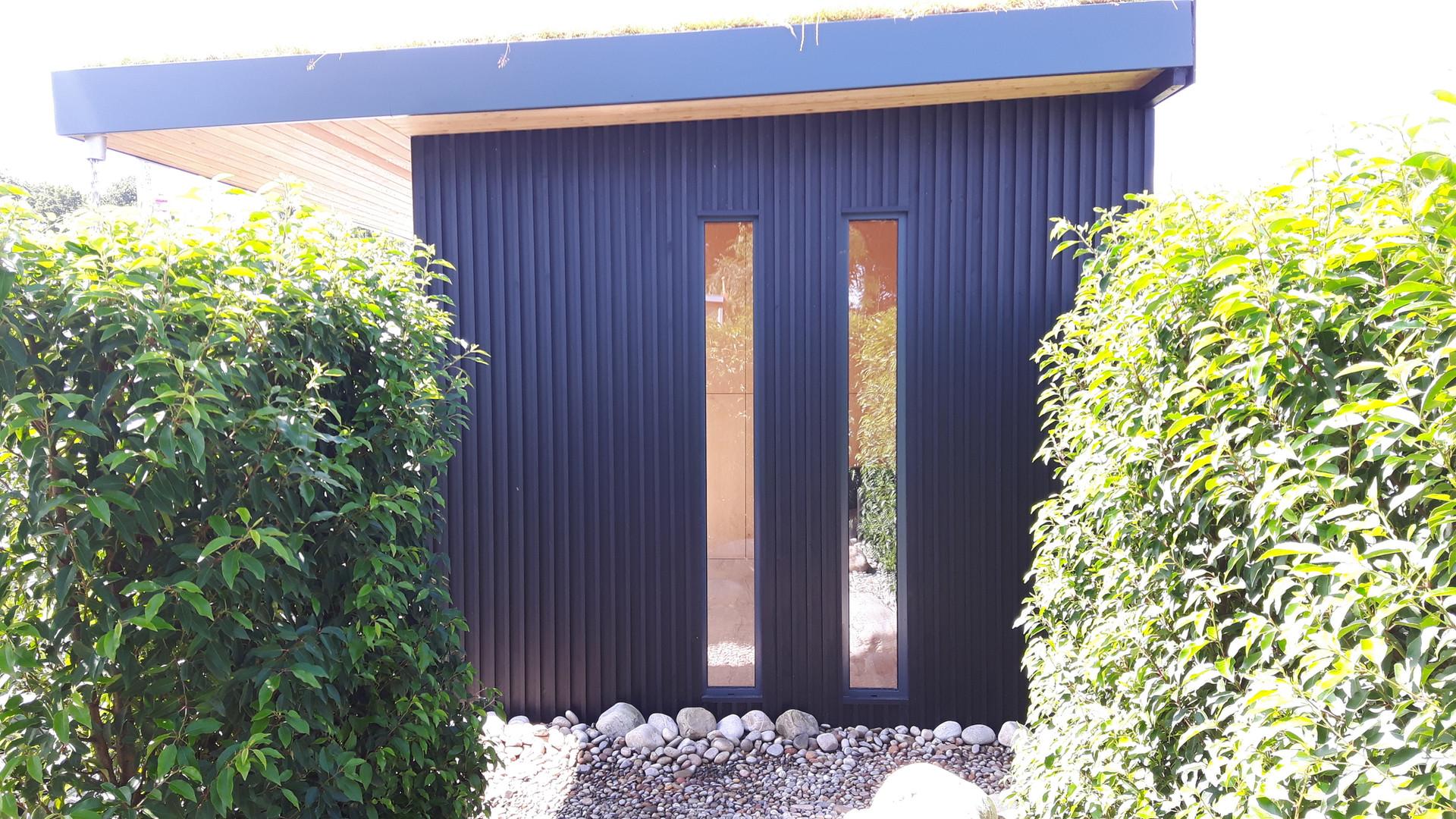 Bespoke window detailing | Garden Room