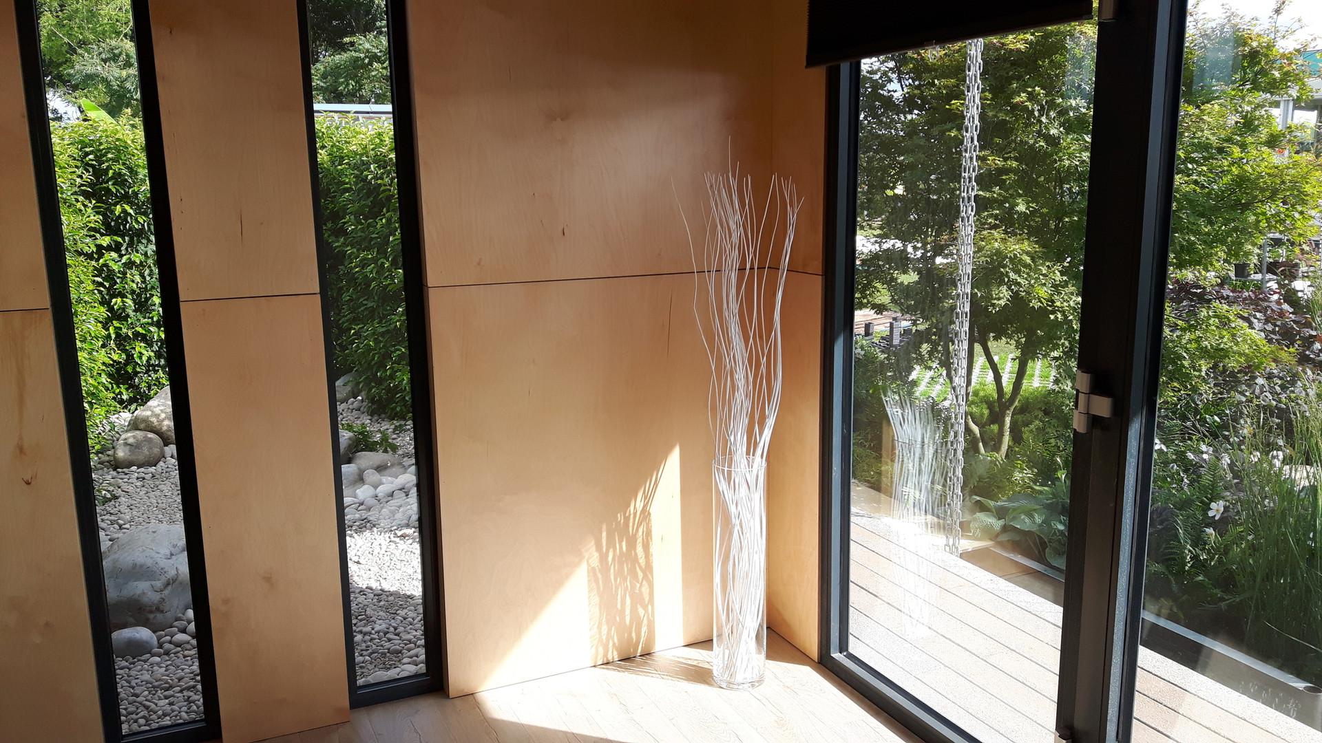 RHS Tatton Garden Room | Alternative to Plaster