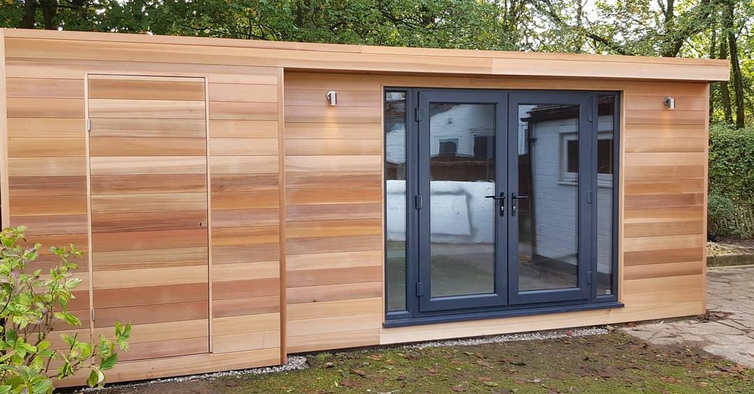 SIPS Garden Studio and Storage | Manchester