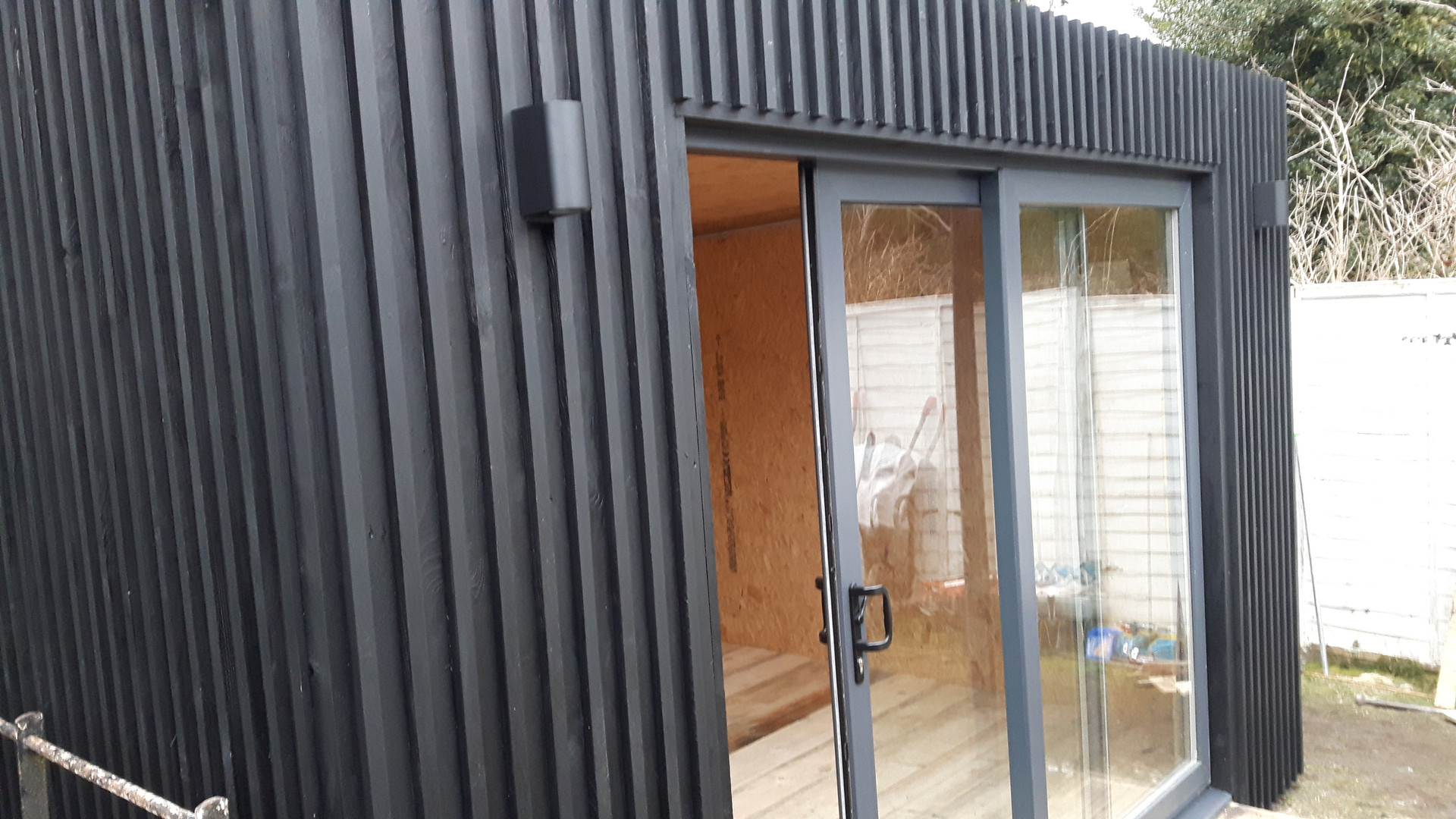 SIPS Garden Office | Contemporary finish | Cheshire