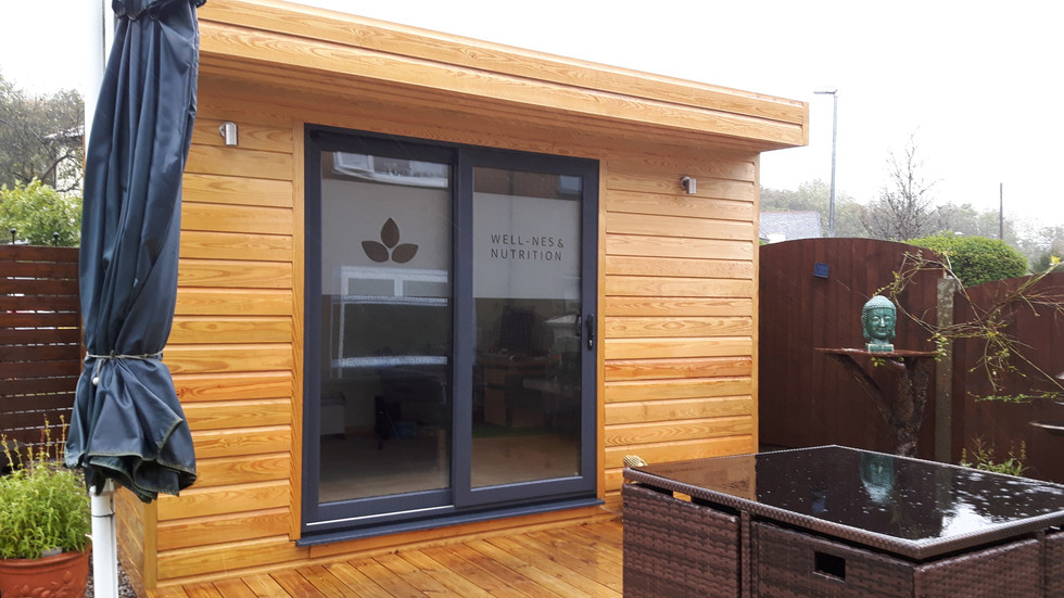 SIPS Garden Studio | Greater Manchester
