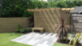 Small Modern and hidden storage Shed Hale