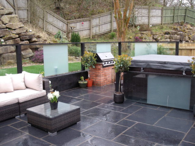 Outdoor Kitchen in Hyde, Manchester