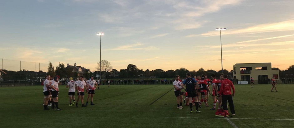 Three on the bounce for UBRFC