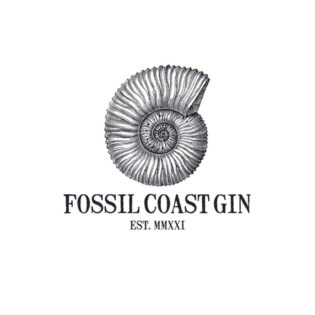Fossil Coast Gin announces its business partnership with the Jurassic Coast Trust