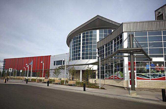 Southwest Recreation Center Terwillegar.