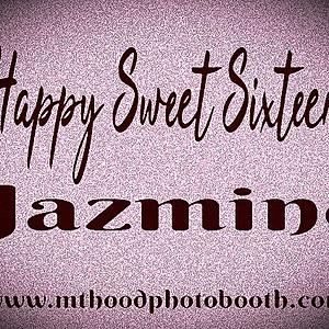 Jazmine's Sweet 16