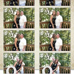 Julie & Bill's 10 year Hitch