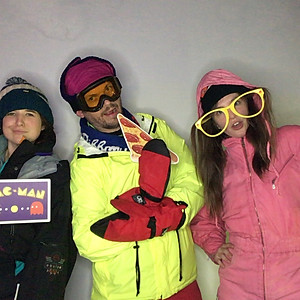 Mt. Hood Skibowl 10th annual 80's Party