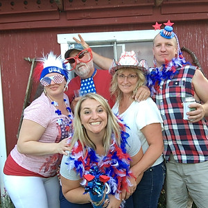 Misner's 4th of July Party