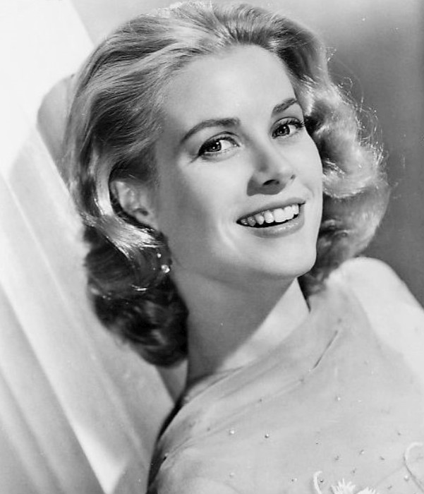 Actress Grace Kelly