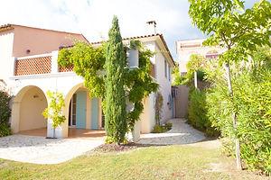 Rækkehus med privat have i Les Issambres