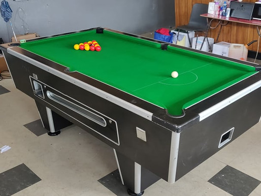 NonStop Karting Ireland | We Got A Pool Table