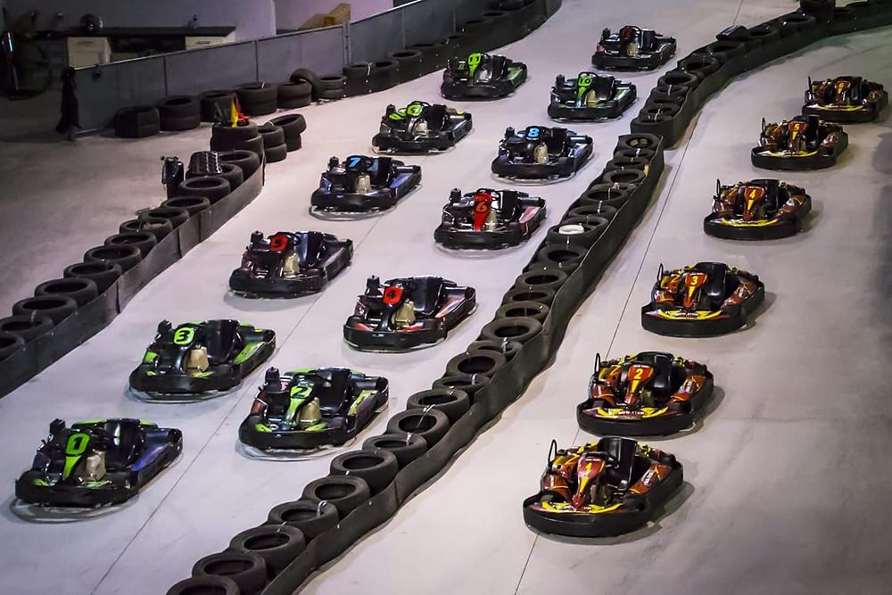 Go Karts for Endurance Go Karting Ireland