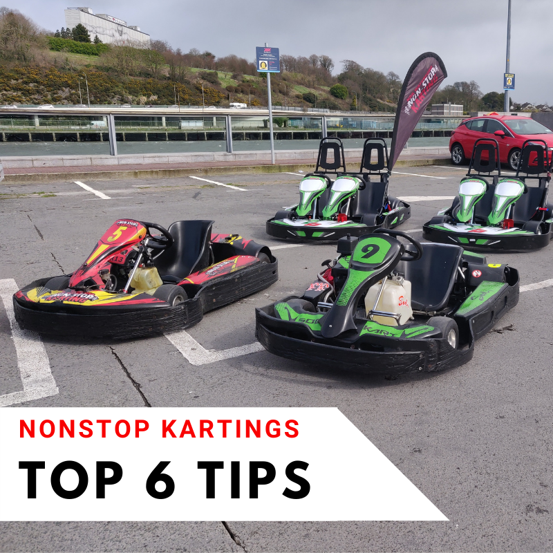 How To Get Better At Go Karting In Ireland