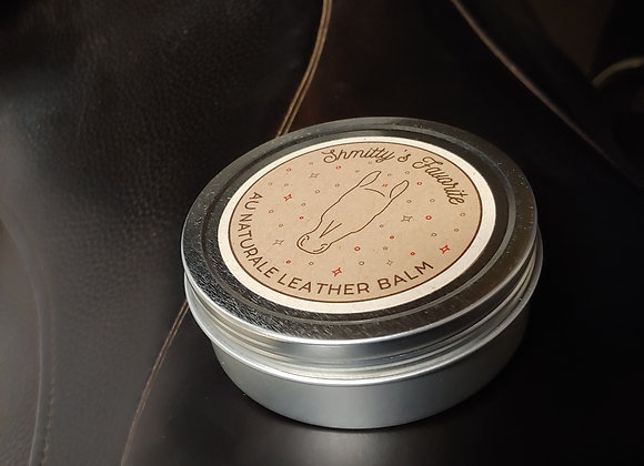 Shmitty's Favorite Leather Balms