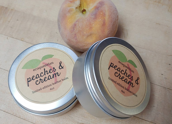 D&S Peaches and Cream Leather Balm