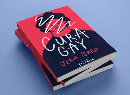 """Live no Instagram com Jean Ícaro sobre seu livro """"Cura Gay"""""""
