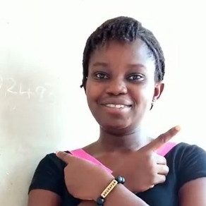 Introducing Jennifer from Ghana (Deaf Dreamer #13!)