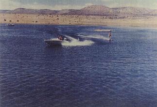 Water Skiing in Paulden