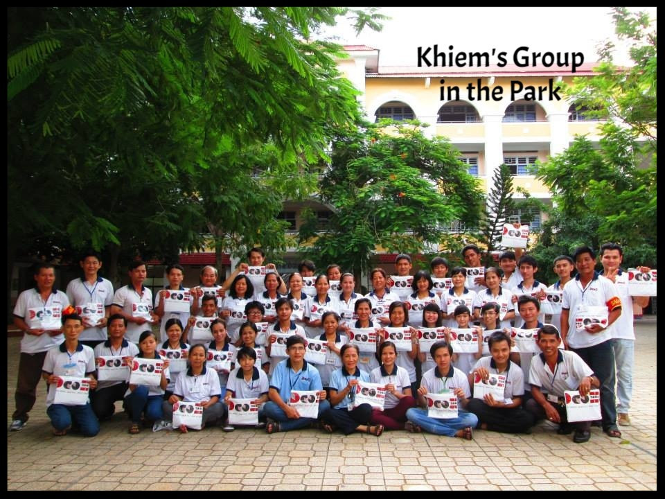 The Deaf Dream: Khiem's Group in the Park
