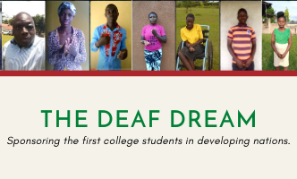 What are our Deaf Dreamers doing during COVID? *PHOTO UPDATE*
