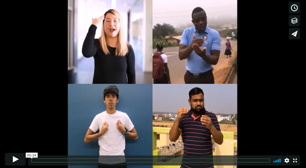 InterSign University - Learn Your Next Sign Language. Global Sign Language Platform. India Sign Language, South Korea Sign Language, Ghana Sign Language, Brazil Sign Language, Venezuela Sign Language