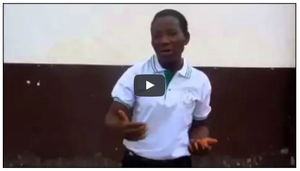Click to watch Victoria's video submission to The Deaf Dream. Nonprofit providing college scholarships to deaf students in developing nations.