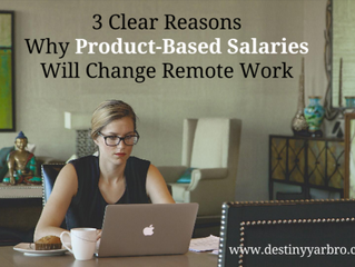3 Clear Reasons Why Product-Based Salaries Will Change Remote Work