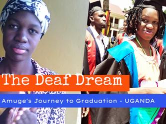 VIDEO: Amuge Graduated!