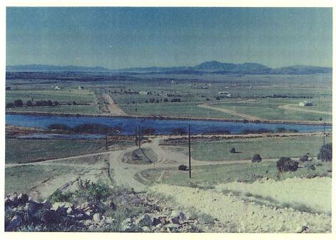 Paulden in the 1960s