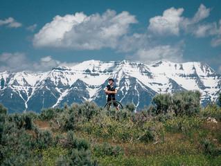 [VIDEO] Start of Erik's Journey: Utah to Canada on UNICYCLE
