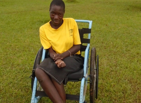 Introducing Rachael from Tanzania! [VIDEO]