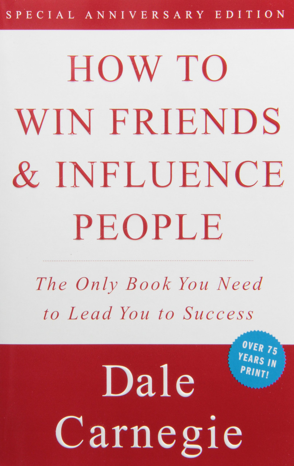 Dale Carnegie. How to Win Friends and Influence People. Inspiration for Projects. Destiny Yarbro