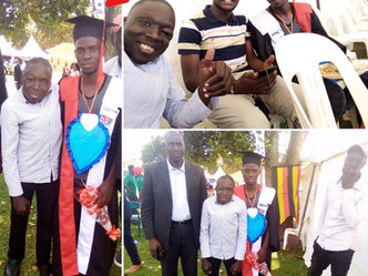 #8 Scholarship Awarded to Oryem in Uganda!