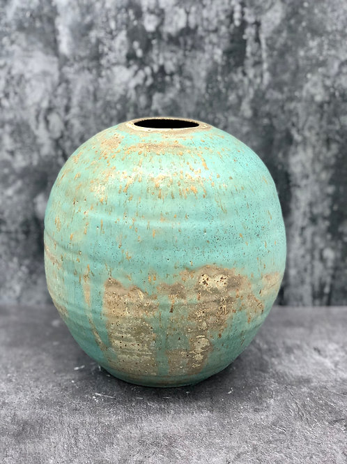 Lava Fleck Vase