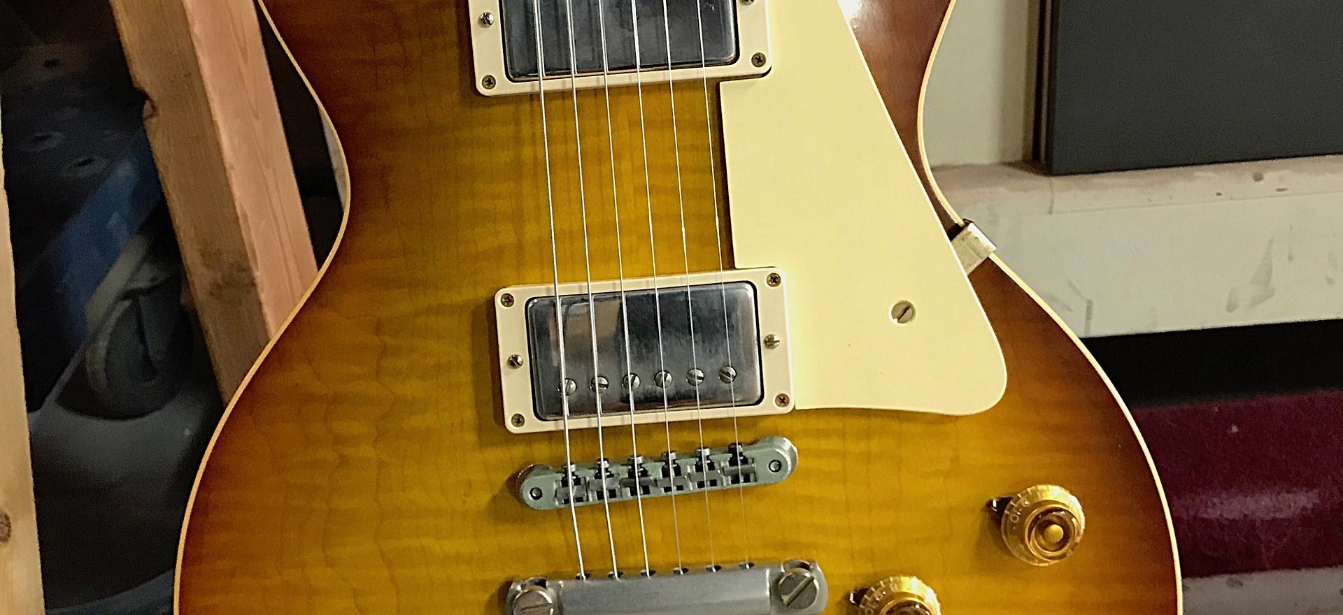 Just In from Gibson Custom Nashville