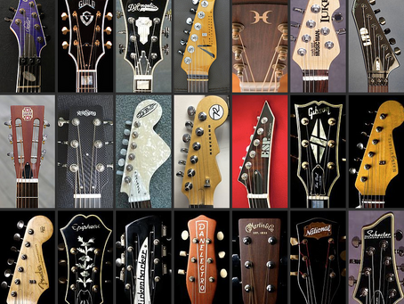 Westcoast Guitars Handles Only The Best Guitars In The World