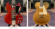 Gibson 2019 Models SG 61 Vibrola and Les