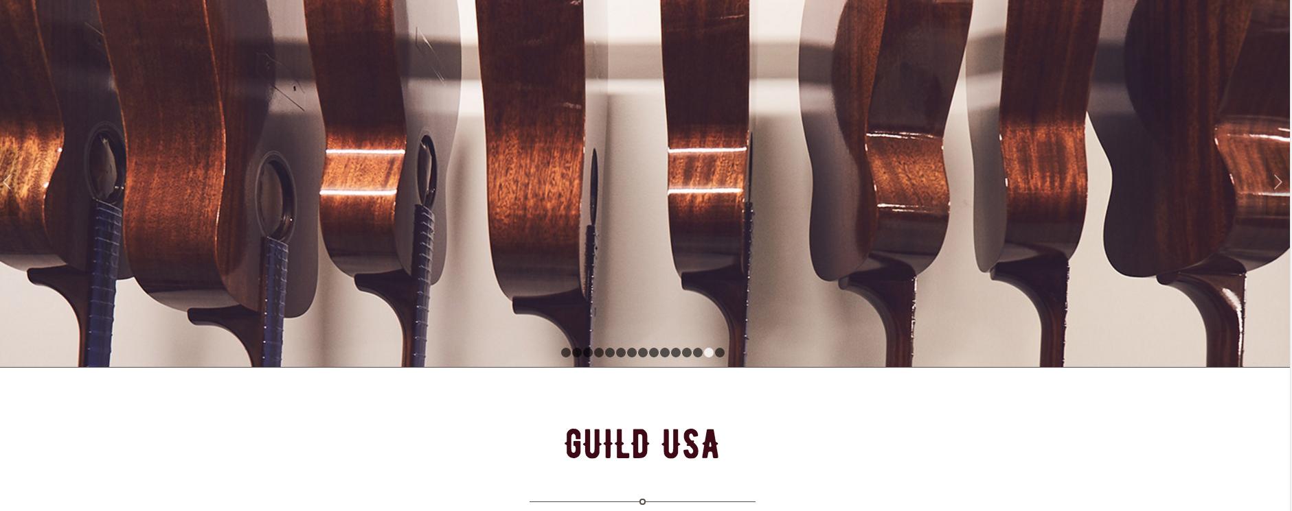 Guild USA Dealer Canada