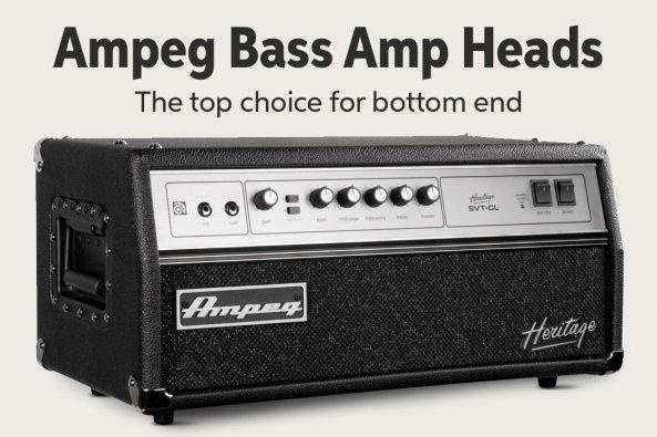 Ampeg Bass Amps Dealer Canada