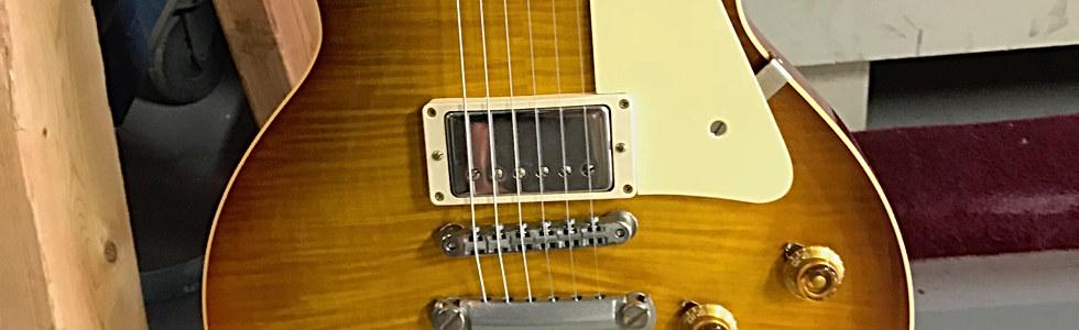 ARRIVED Gibson Custom Nashville