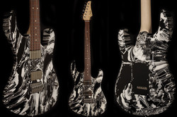 Suhr Modern TWISTED DRIPSTER !
