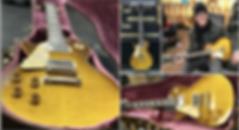 Left Hand Les Paul Custom Shop