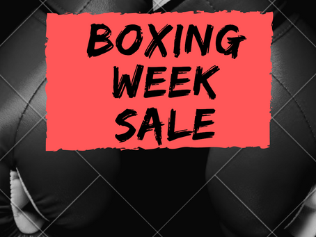 HUGE BOXING WEEK SALE at Westcoast Guitars