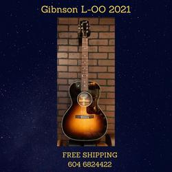 Gibson L-OO 2021