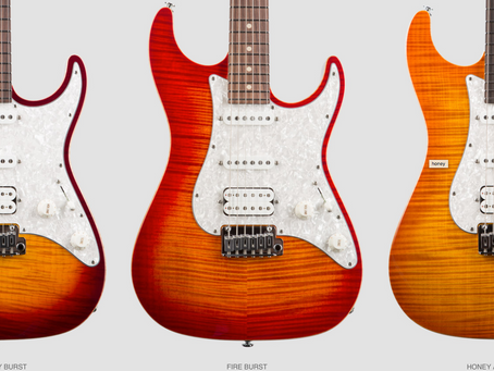 Westcoast Guitars Appointed Suhr Guitars Dealer Canada 2018