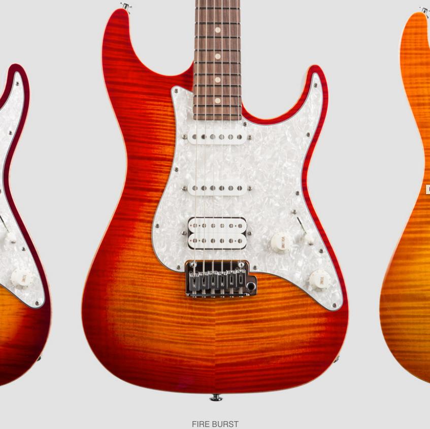 Suhr Guitars Dealer Canada