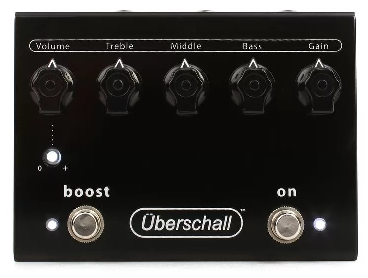 Bogner Ubershall Distortion Dealer Canada