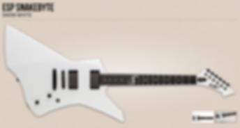 james hetfield snakebyte ltd esp dealer canada best price sale shipping number one rated online guitar store westcoast guitars